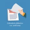Nuovo calendario didattico 2018/2019
