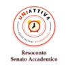 Resoconto Senato Accademico del 12 giugno 2019